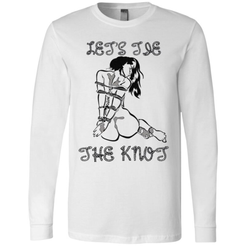 Let's Tie The Knot T-Shirt