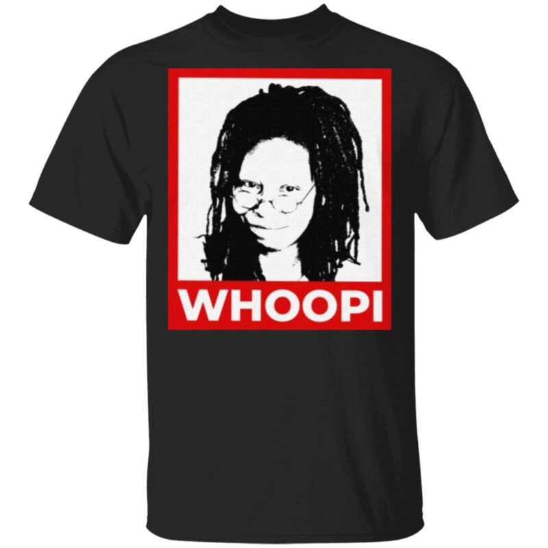 Whoopi Goldberg T Shirt