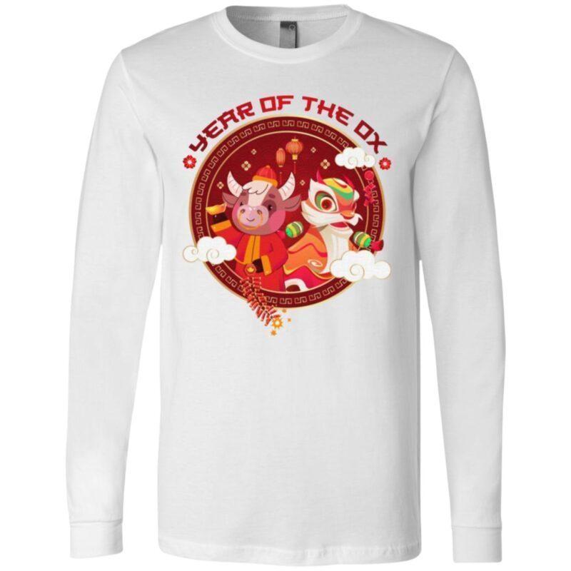 Chinese Zodiac Year Of Ox 2021 T-Shirt