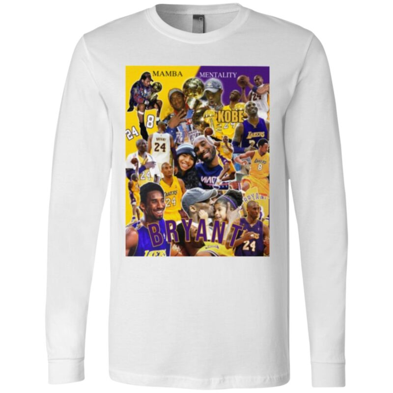 Matthew W. Thomas Raptors Kobe Bryant T Shirt