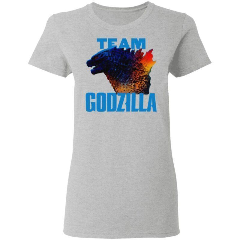 Team Godzilla T Shirt