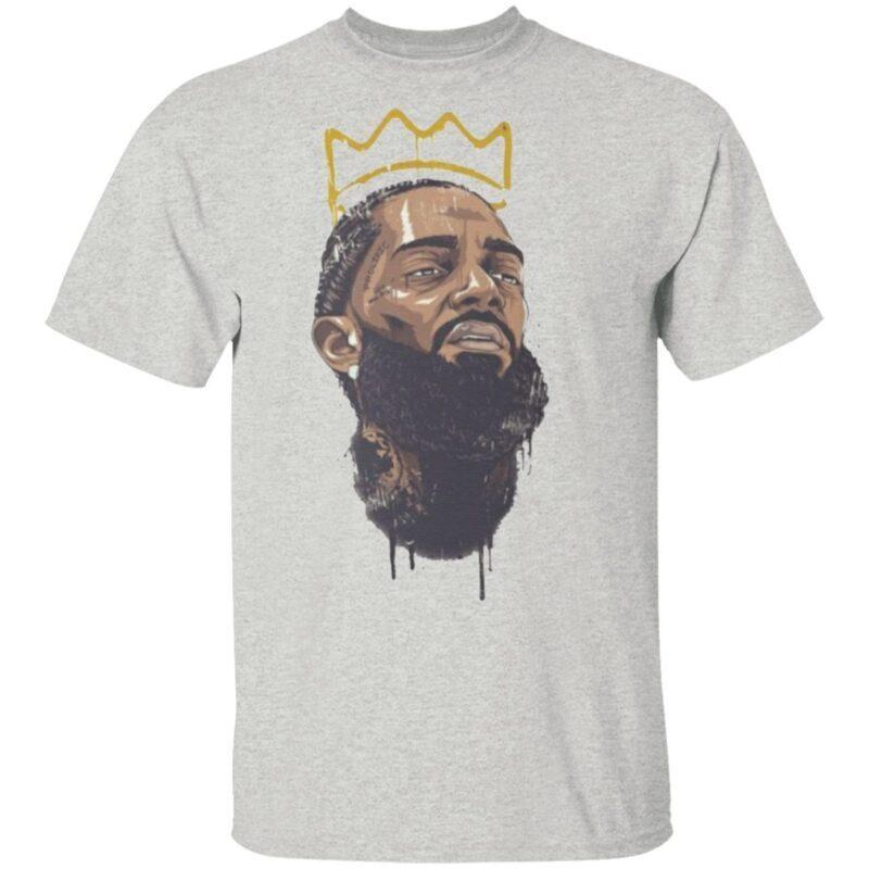 Nipsey Hussle Rapper legend king T Shirt