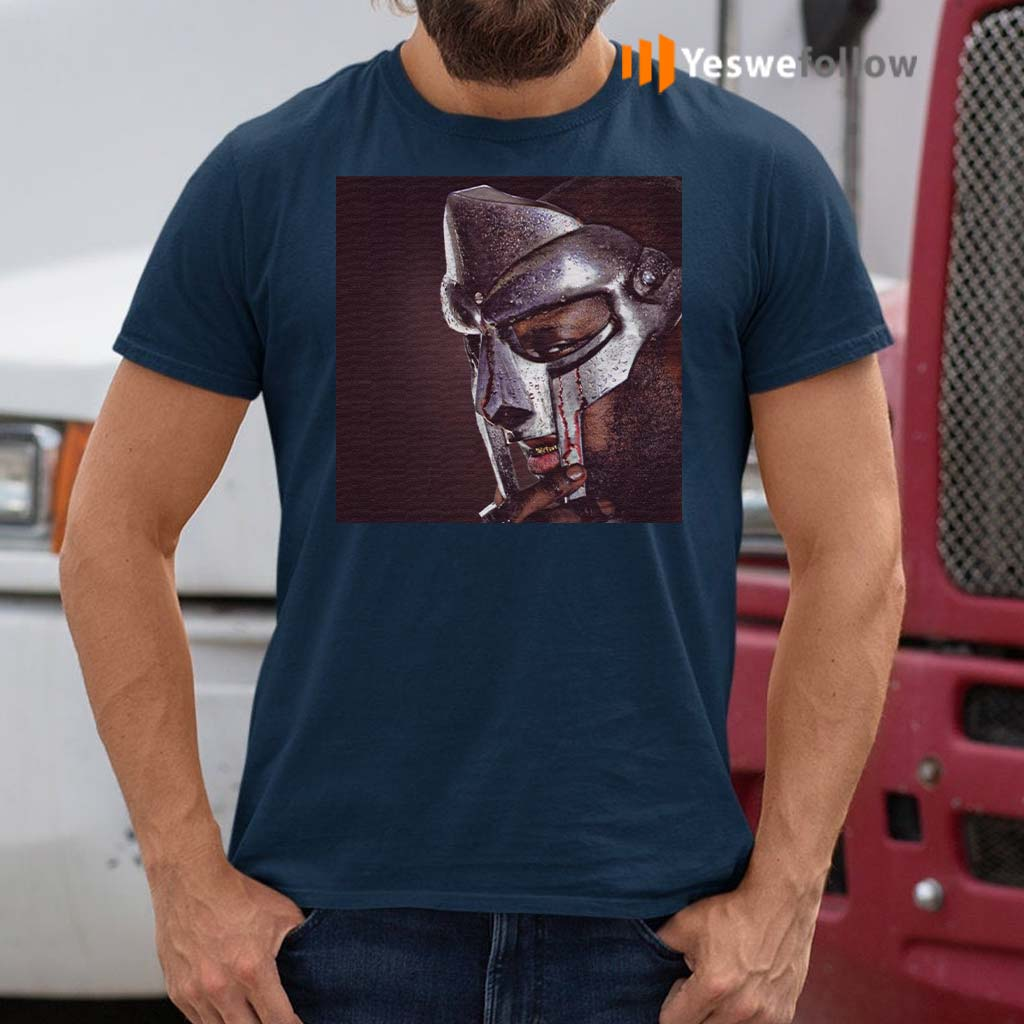 rip-mf-doom-T-Shirt