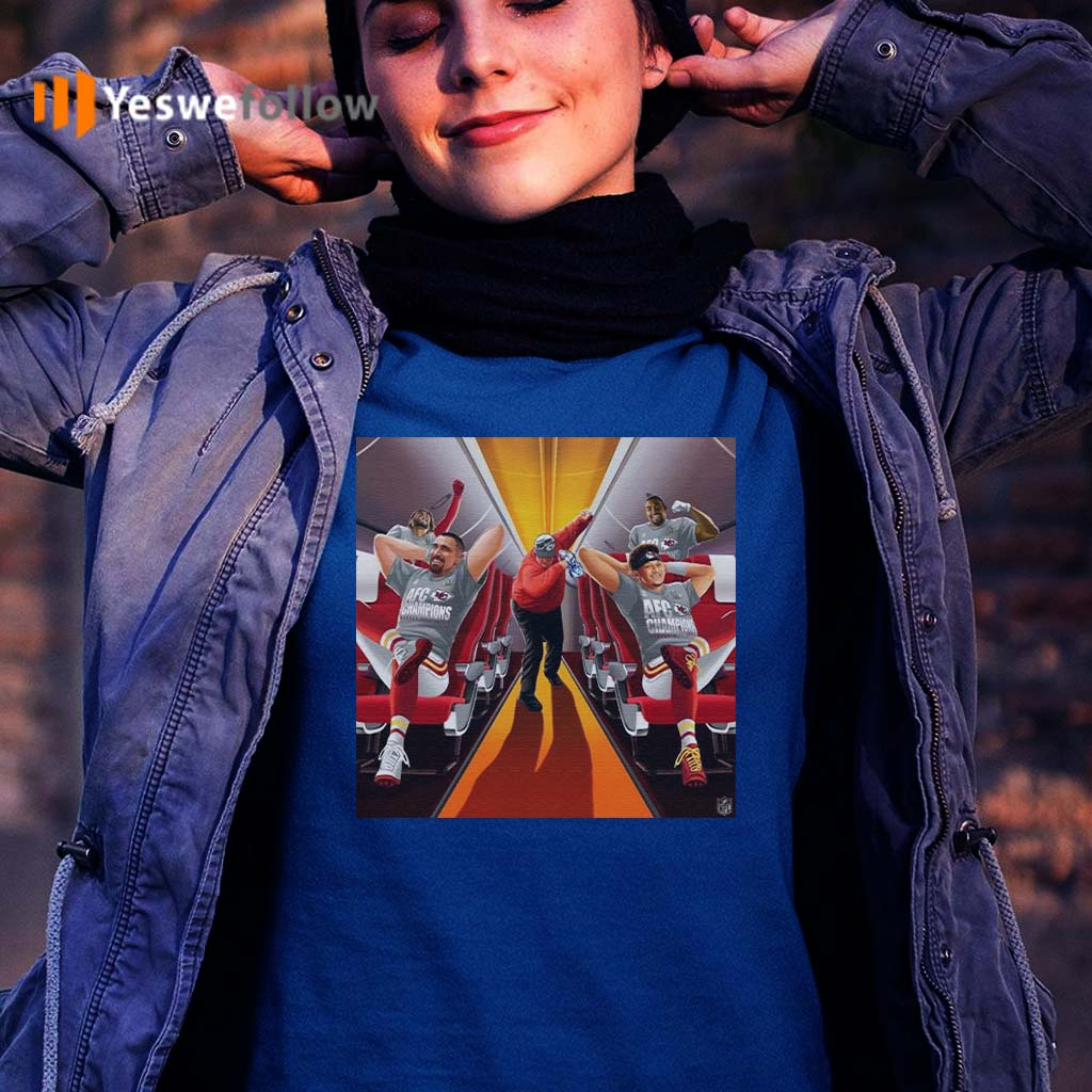 Afc-Champions-Kansas-City-Chiefs-Super-Bowl-Lv-2021-shirts