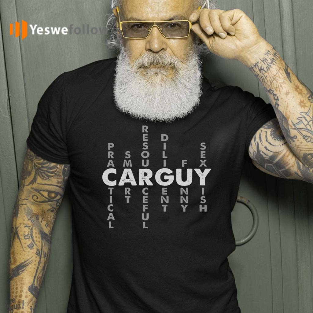 Carguy-Definition-T-Shirt