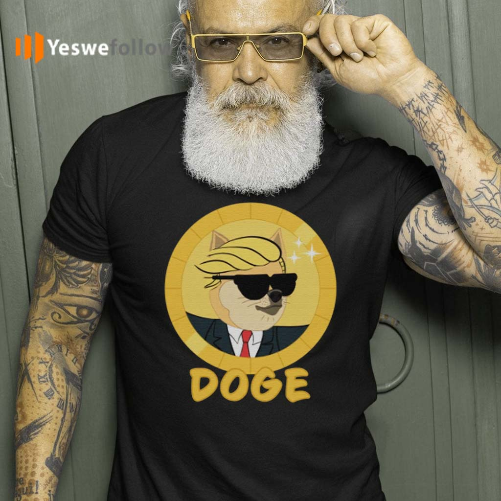 Dogecoin-for-dogearmy-T-Shirts