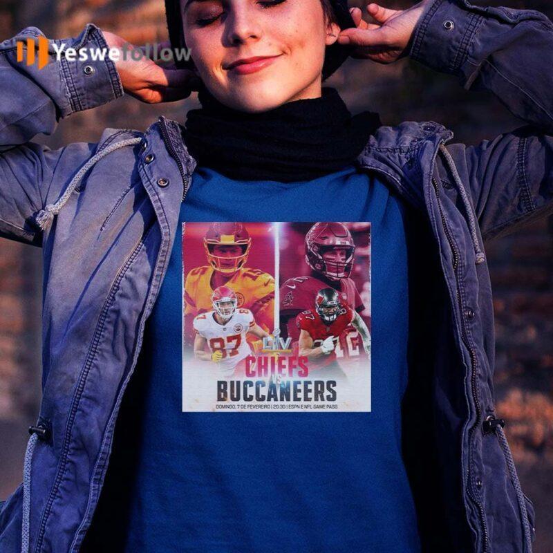 Super-Bowl-LV-Kansas-City-Chiefs-vs-Tampa-Bay-Buccaneers-Domingo-7-De-Fevereiro-shirt