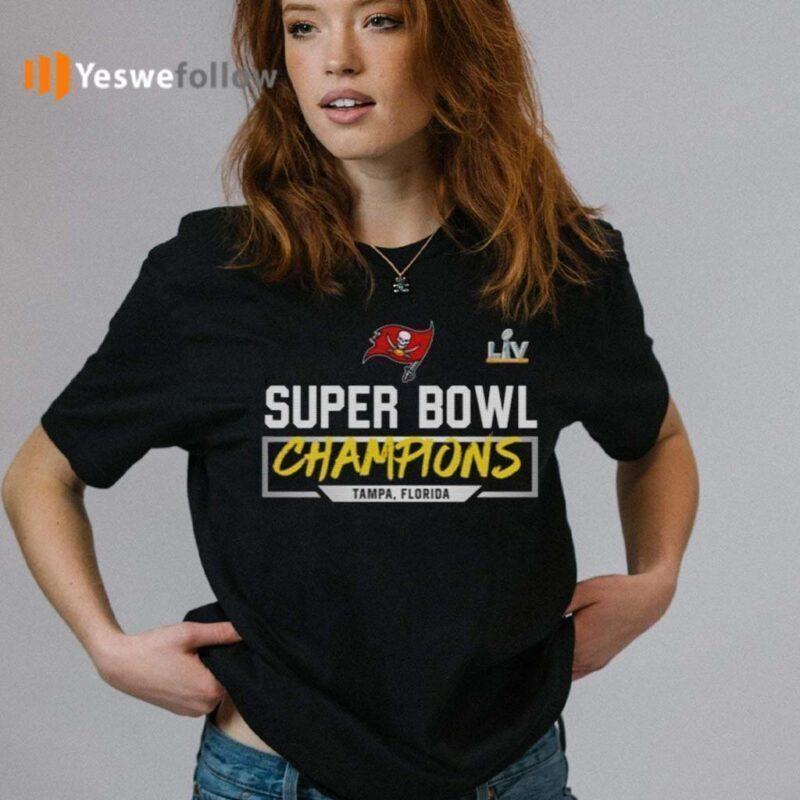Tampa-Bay-Buccaneers-super-bowl-LV-2021-Champions-Tampa-Florida-Shirt