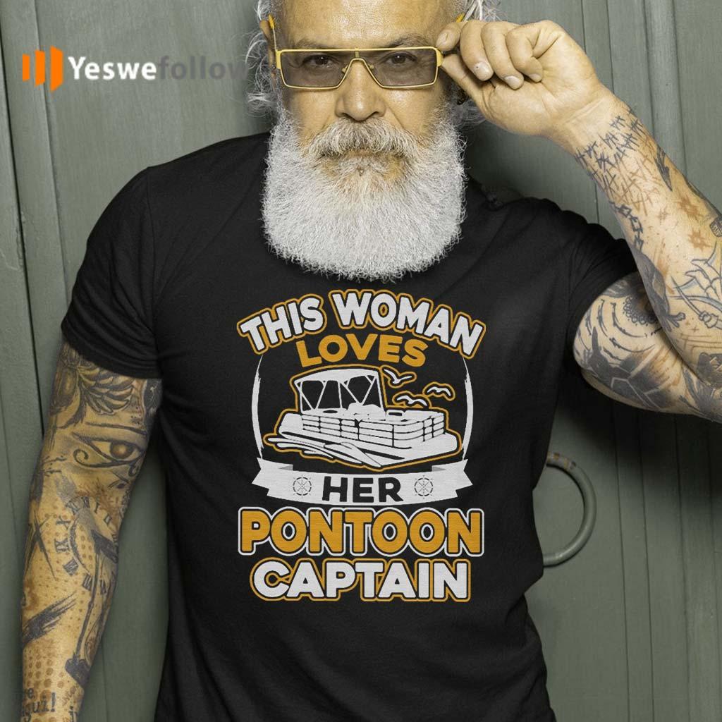 This-Woman-Loves-Pontoon-Captain-T-Shirt