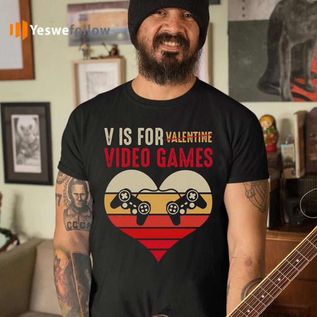 Vintage-V-Is-for-Video-Games-Gaming-Valentines-Shirt