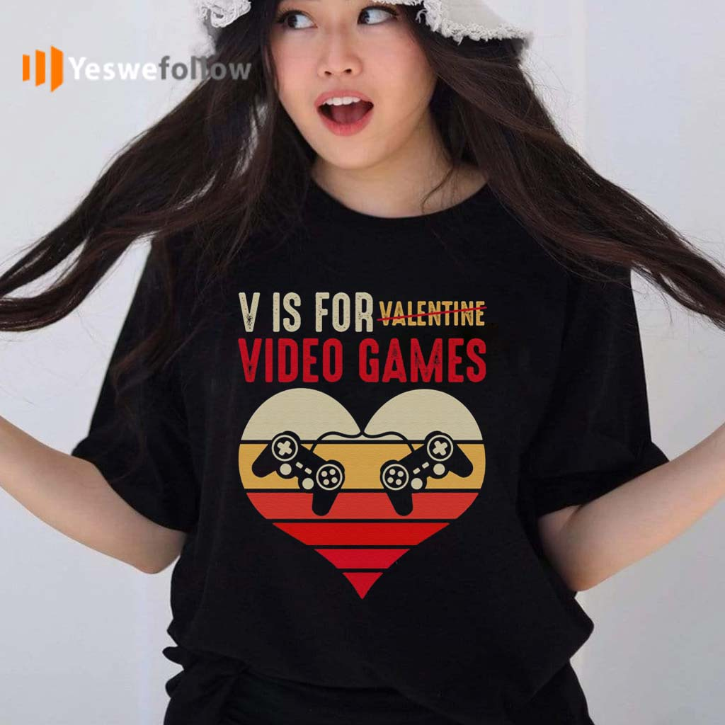 Vintage-V-Is-for-Video-Games-Gaming-Valentines-Shirts