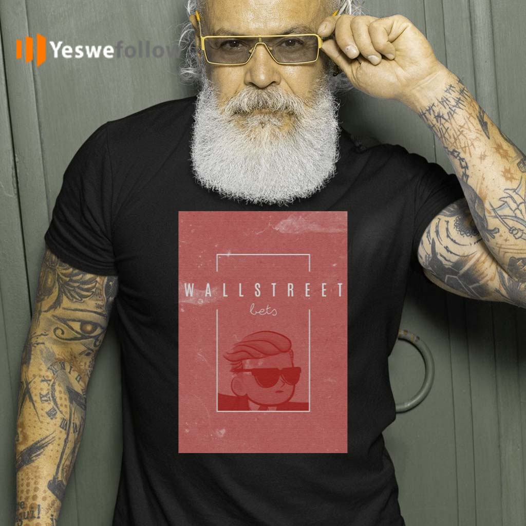 Wall-Street-Bets-red-T-Shirts