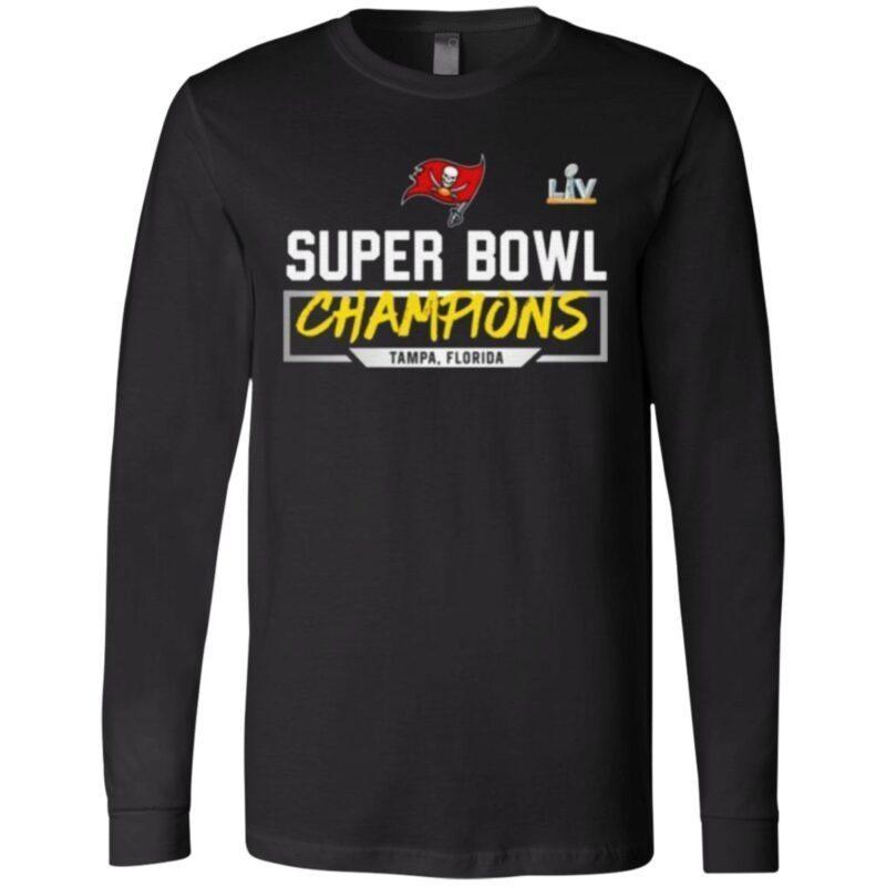 Tampa Bay Buccaneers super bowl LV 2021 Champions Tampa Florida Shirt