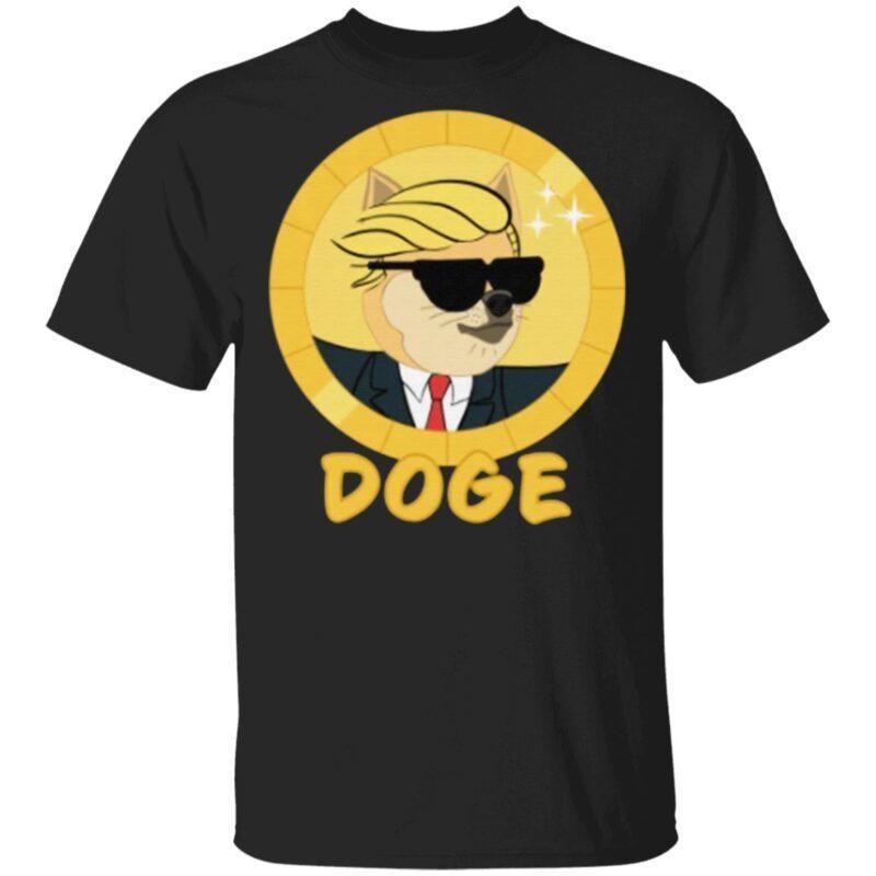 Dogecoin for dogearmy T-Shirt