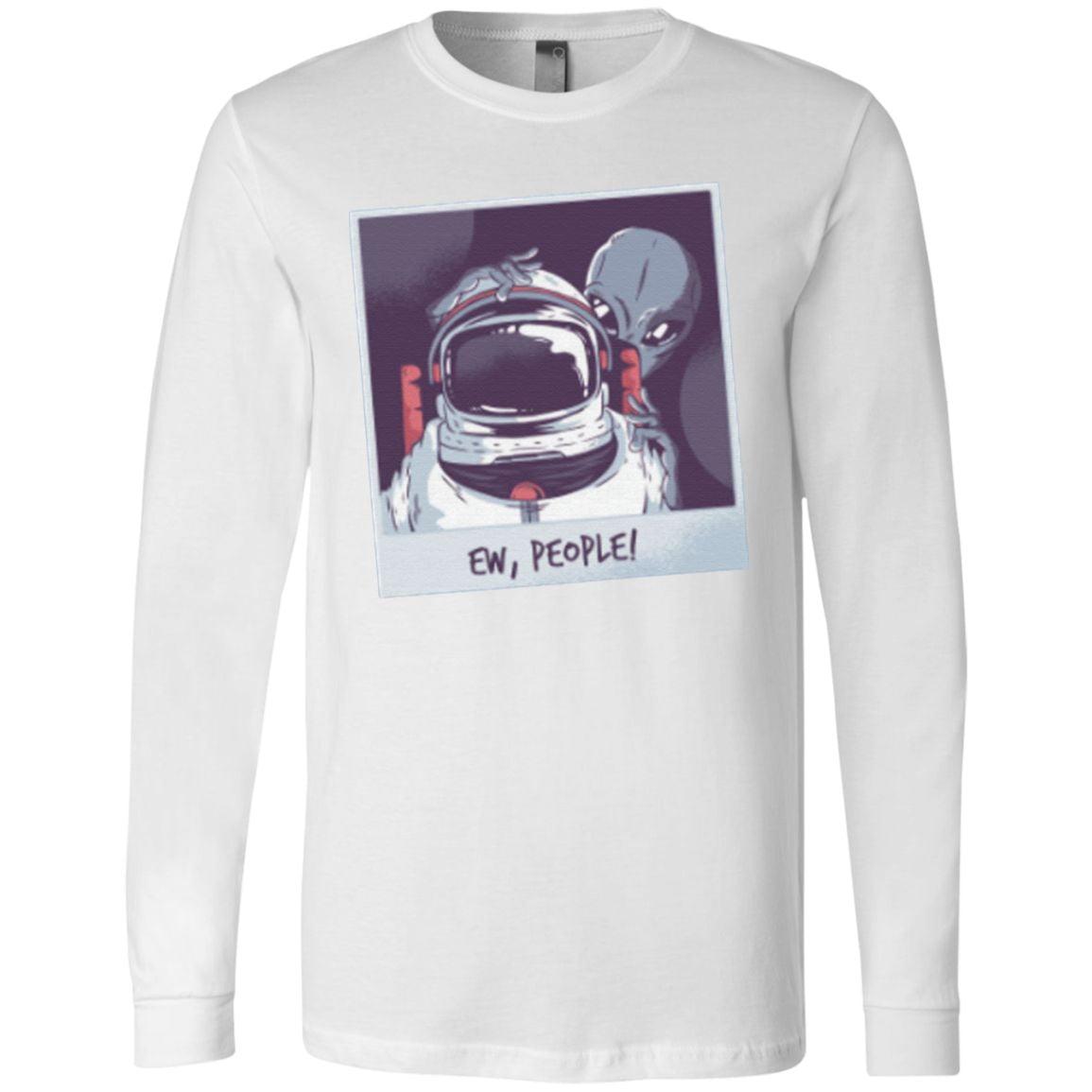 Ew People Aliens astronauts T-Shirt
