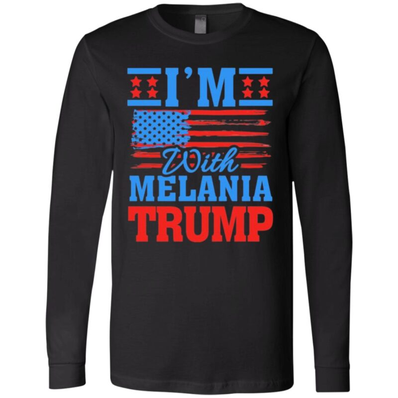 I'm with Melania Trump Pro Trump T Shirt