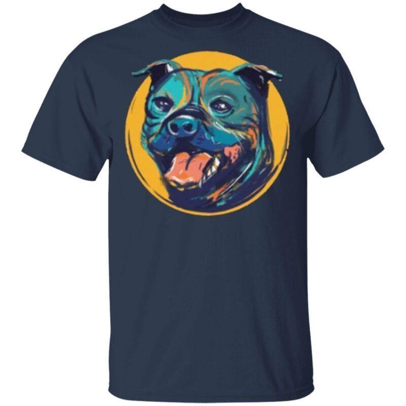 Staffordshire Bull Terrier T-Shirt