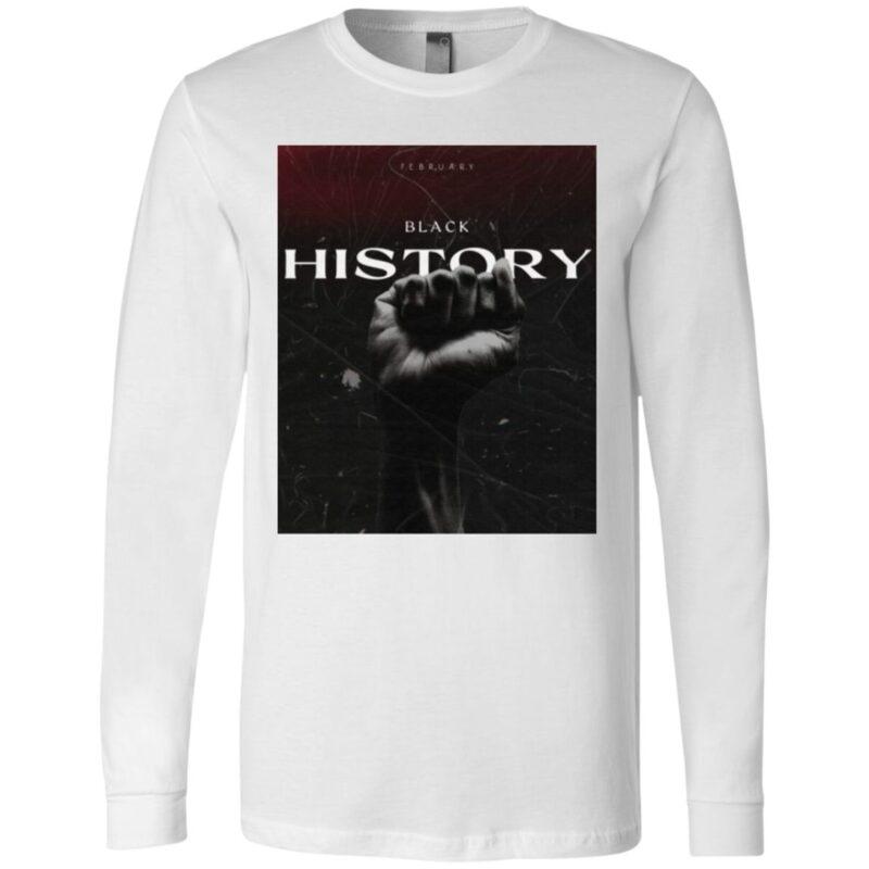 Black History Month T Shirt