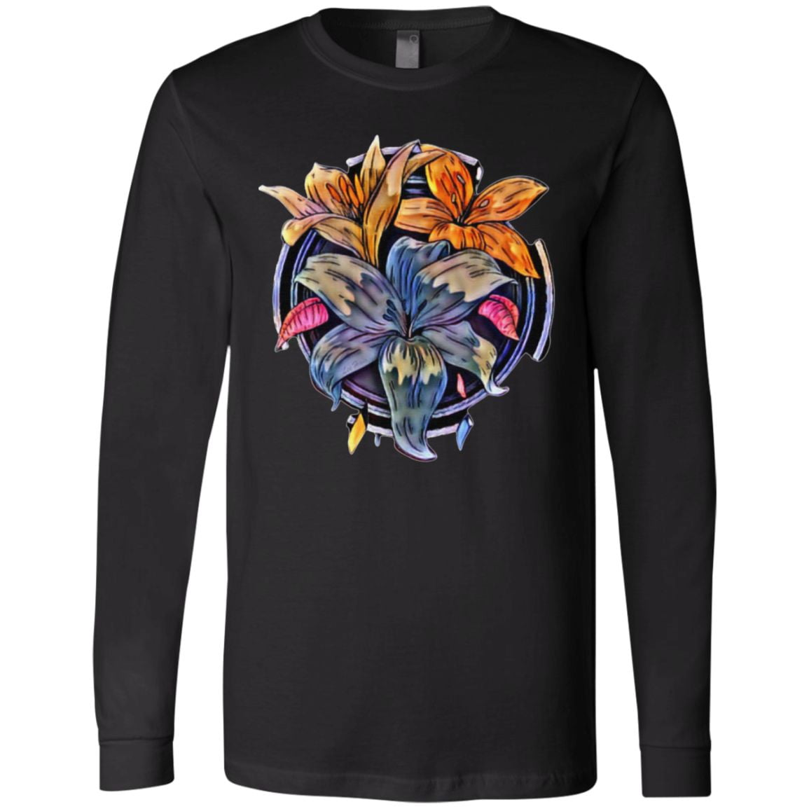 Lily Flowers T-Shirt