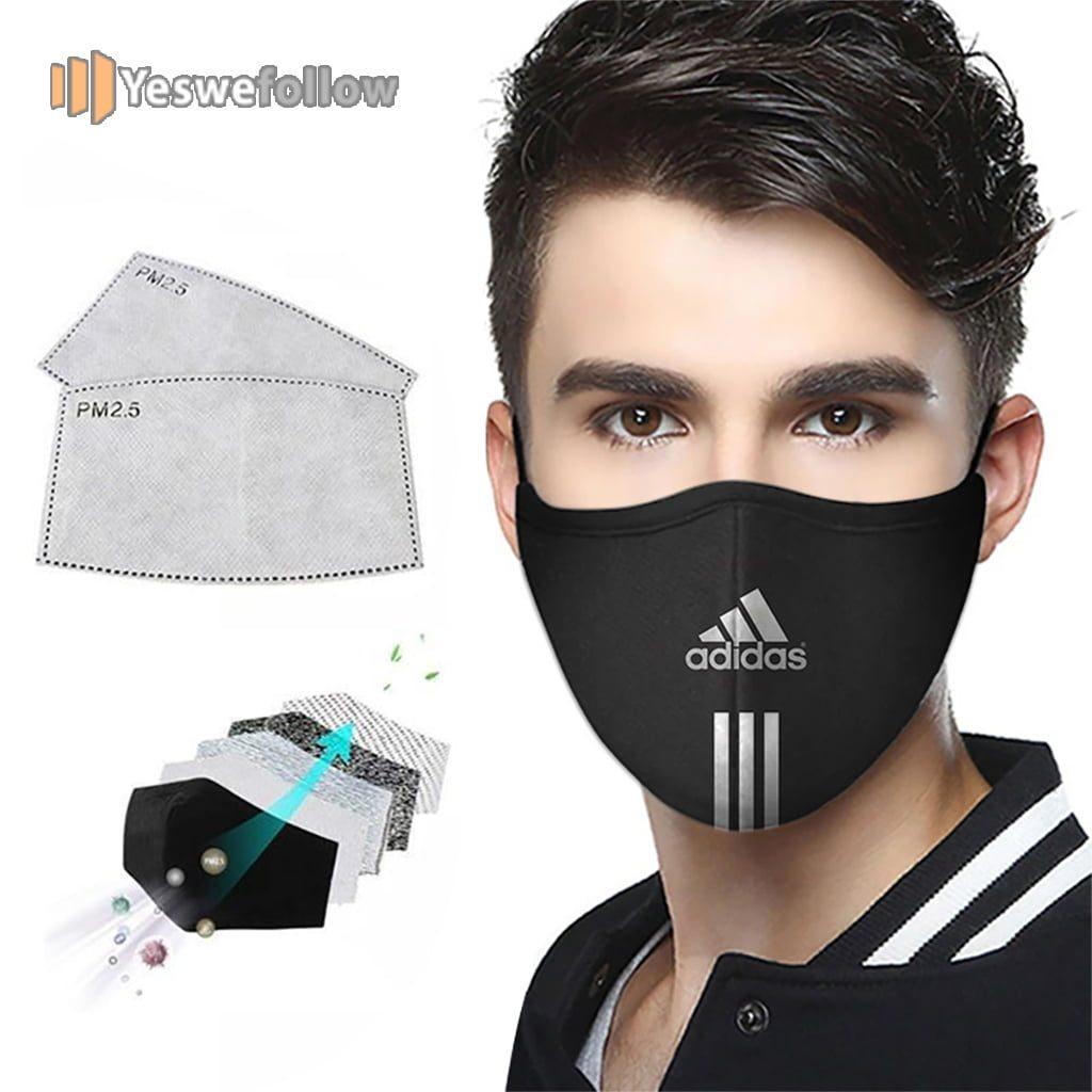 Adidas 2021 Face Mask Adidas Sport Mask