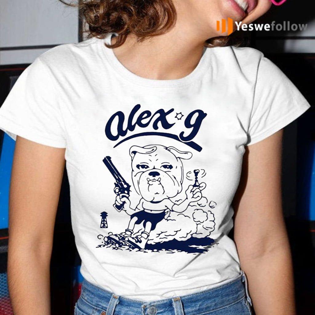 Alex G Merch Revolver Ringer T-shirt