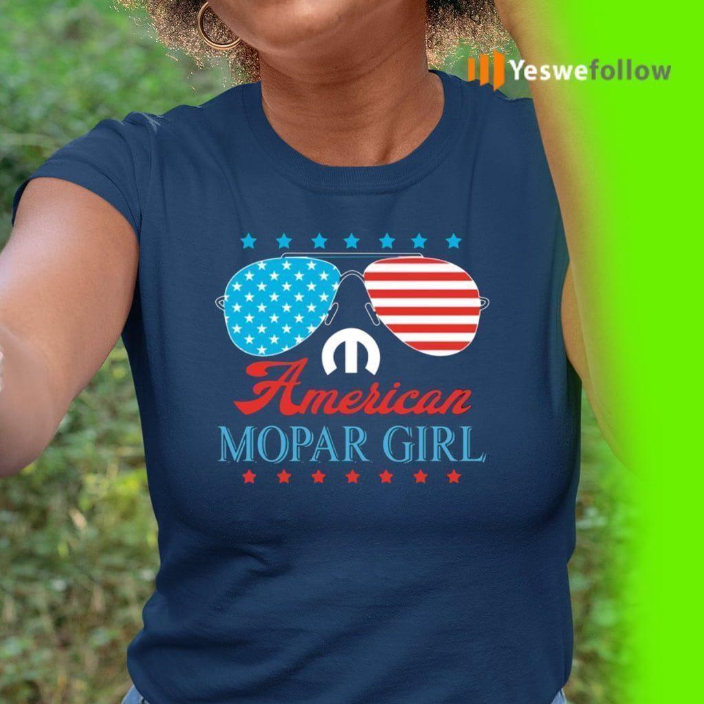 American Mopar Girl Shirt