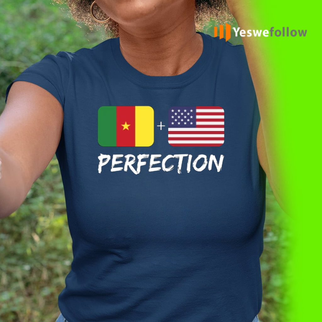 American Plus Cameroon Perfection TeeShirts