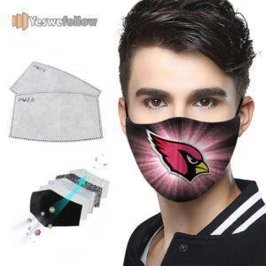 Arizona Cardinals Face Mask Arizona Cardinals Sport Mask