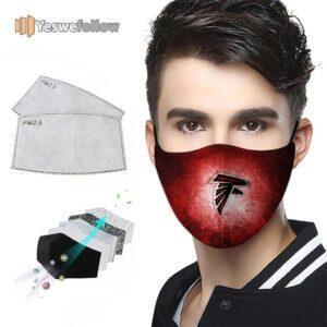 Atlanta Falcons Face Mask Los Atlanta Falcons Sport Mask