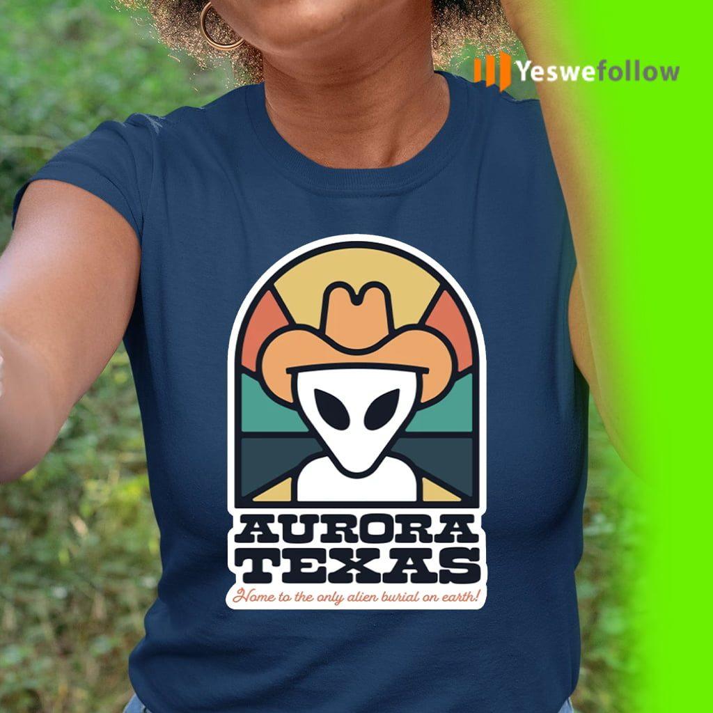 Aurora Texas T-Shirt