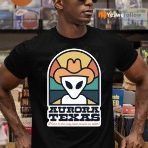 Aurora Texas T-Shirts