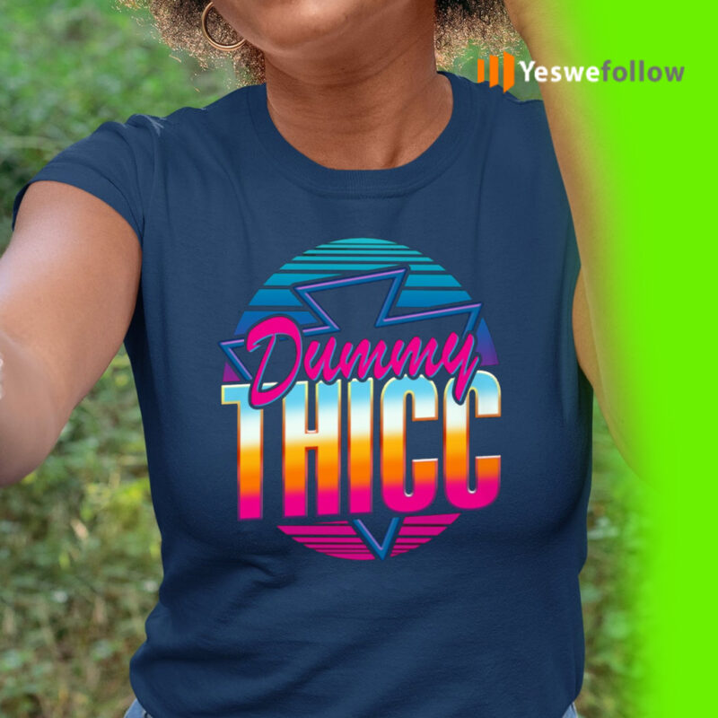 Austin Creed Retro And Dummy Thicc T-Shirt