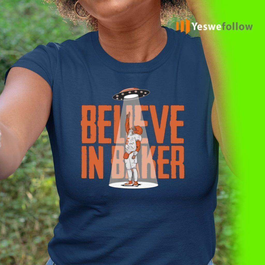 Believe In Baker TeeShirts