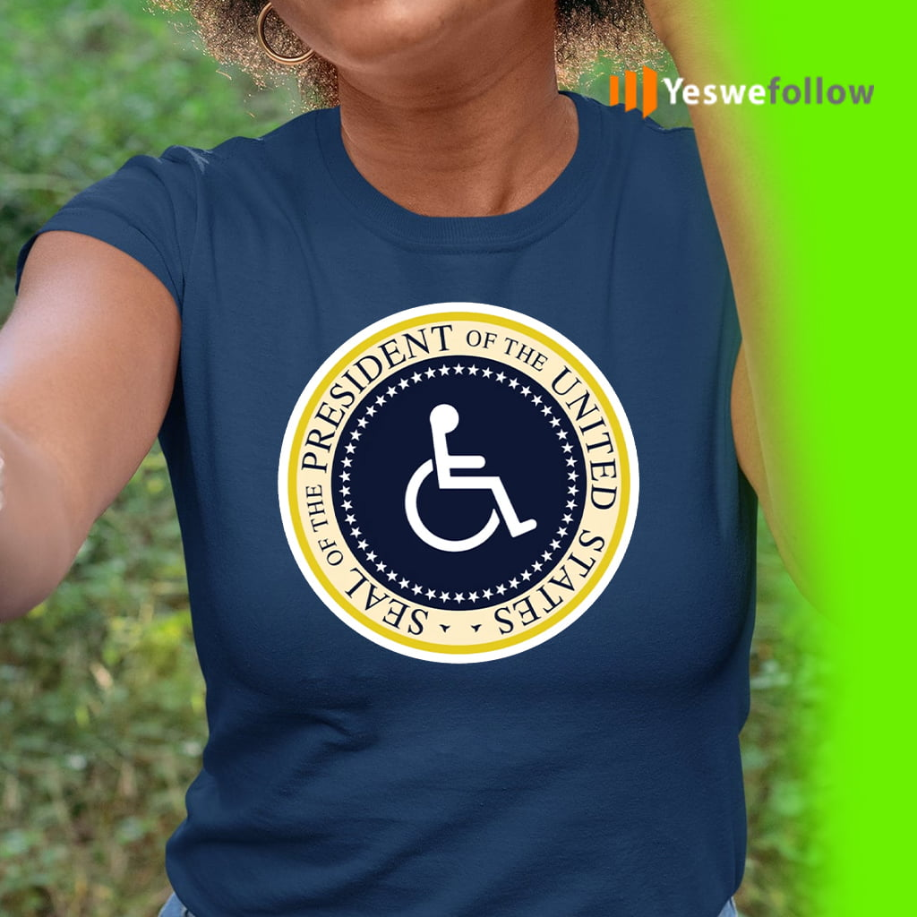 Biden Presidential Seal Shirts