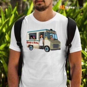 Bob's Burgers Food Truck tshirt
