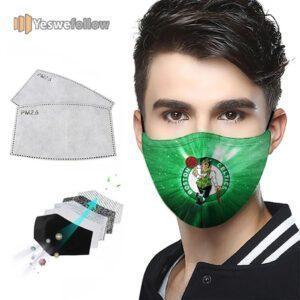 Boston Celtics Face Mask Boston Celtics Sport Mask