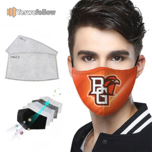 Bowling Green Falcons 2021 Face Mask Bowling Green Falcons Sport Mask