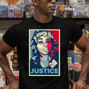 Breonna Taylor Justice Shirts