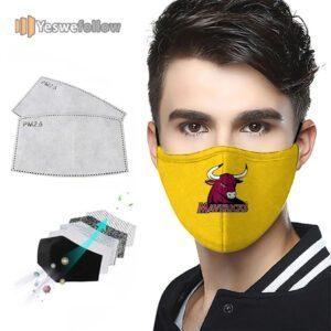 CMU Mavericks Face Mask CMU Mavericks Sport Mask