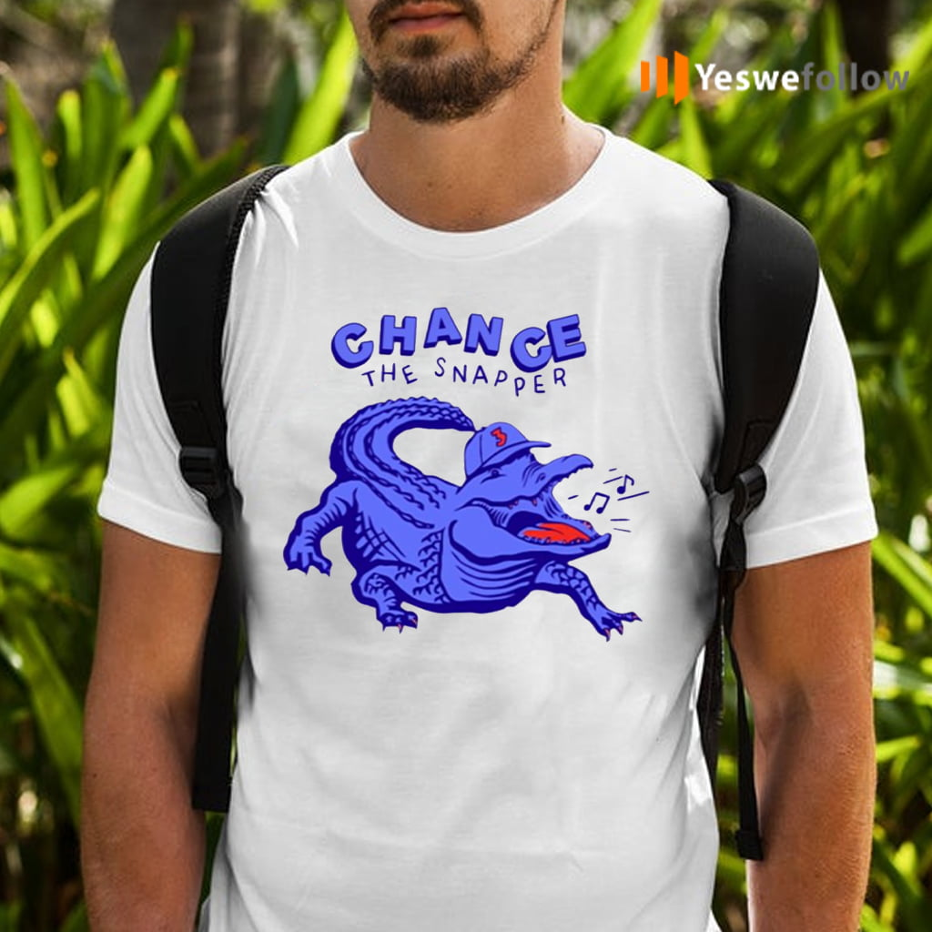 Chance The Snapper Chicago Alligator Hat J Shirts