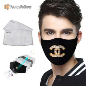 Chanel 2021 Face Mask Chanel Sport Mask