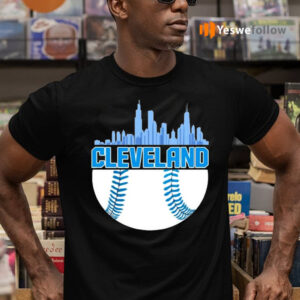 Cleveland Hometown Indian Vintage For Baseball TeeShirt