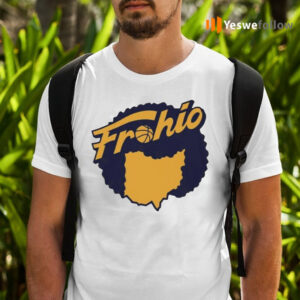 Cleveland Used To Be In Ohio Fruhio Shirts