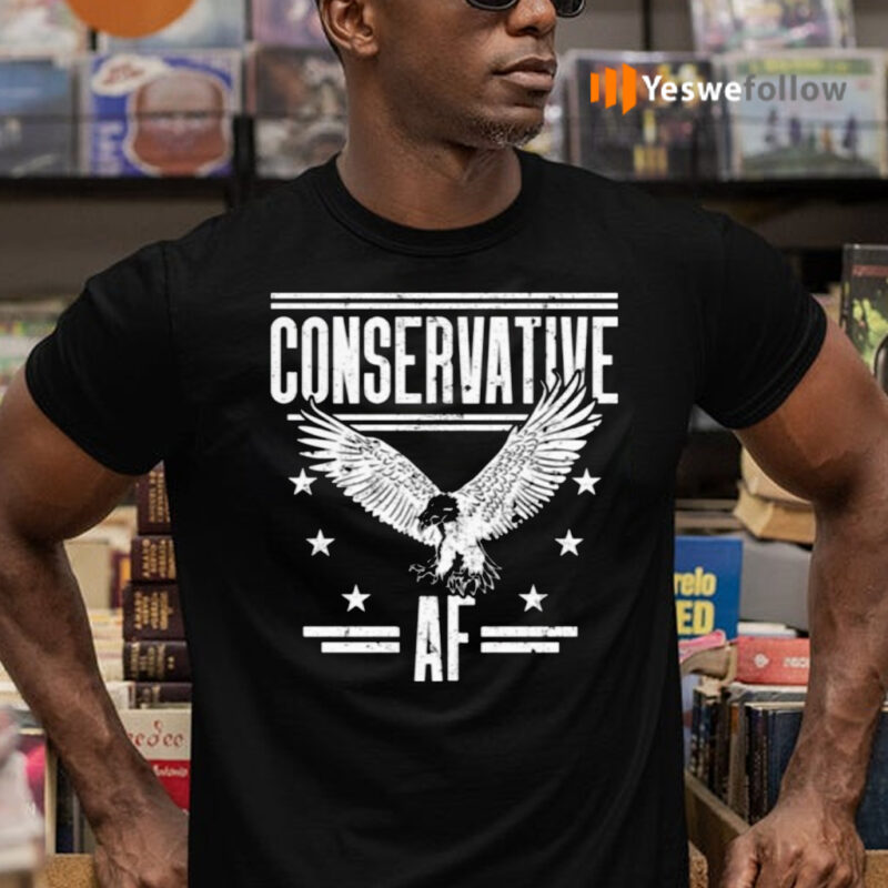 Conservative Air Force TShirt