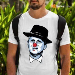 Dave Portnoy Michael Rapaport Clown Shirts