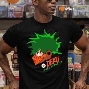 Deku my hero academia T-Shirts