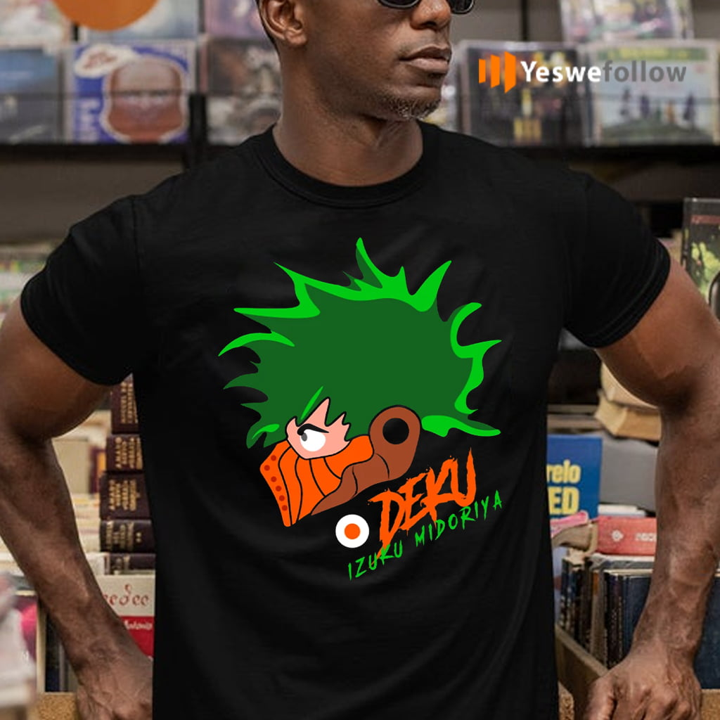 Deku my hero academia T-Shirts