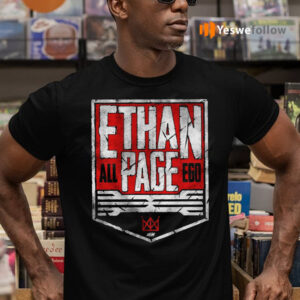 Ethan Page All Ego Shirts