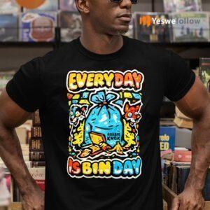 Everyday Is Bin Day Robbie Knox Shirts