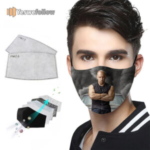 Fast & Furious 9 2021 Face Mask Fast & Furious 9 Sport Mask